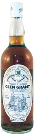 Glen Grant Scotch Single Malt 1997 By Signatory